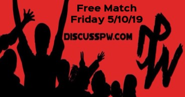 Free Match Friday 5/10/19