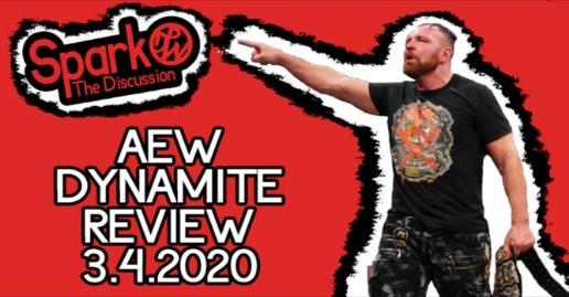aew dynamite review