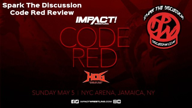 Code Red Review | Spark The Discussion Video