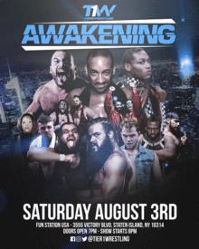 Tier 1 Wrestling Awakening