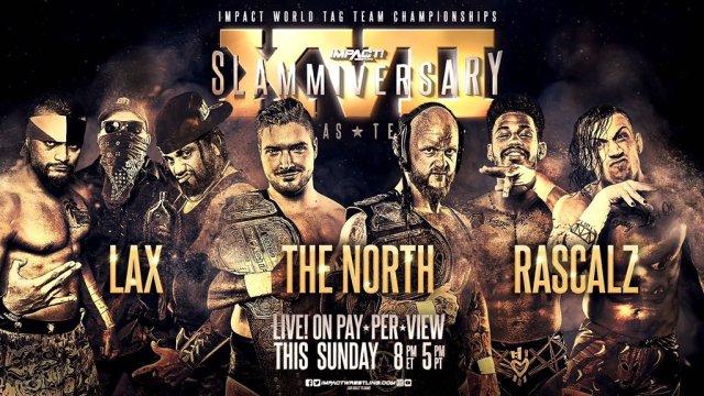 North VS LAX VS Rascalz