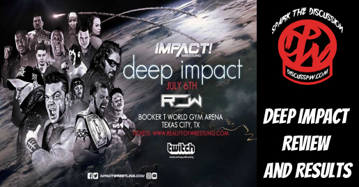 Deep Impact Review & Results