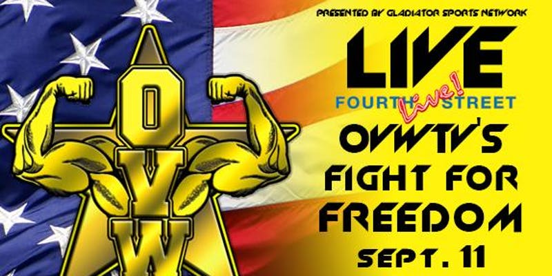 OVW Fight For Freedom