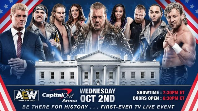 Poor Ticket Sales for AEW TNT Debut