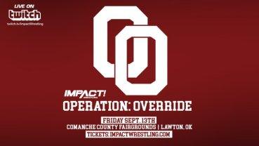 Impact Operation Override