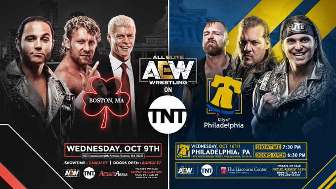 AEW Live Boston