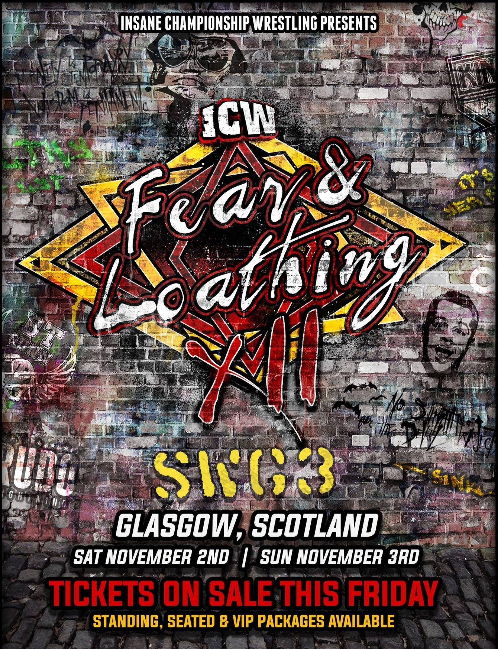 ICW Fear and Loathing XII