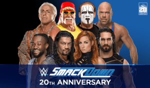 Smackdown 20th Anniversary