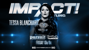 Tessa Blanchard Calls Out Amazing Red | News