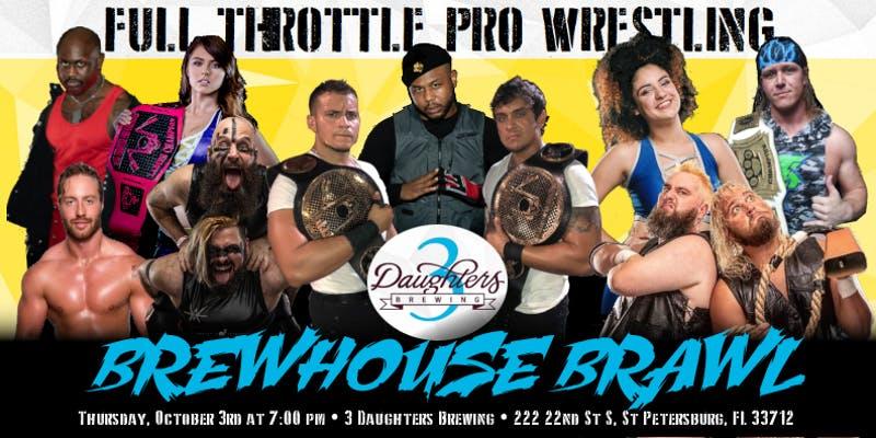 Brewhouse Brawl
