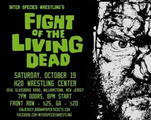 fight living dead