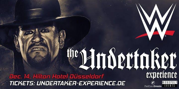 Undertaker Experience
