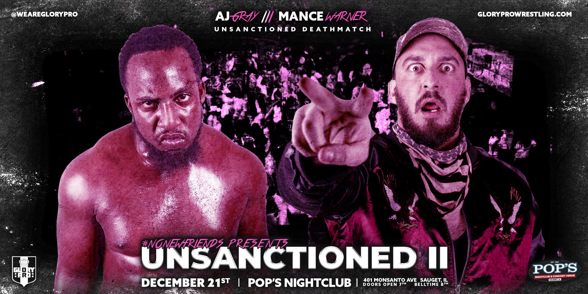 Unsanctioned 2
