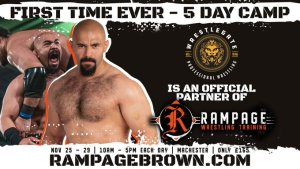 Rampage Brown Training Camp