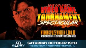 Sami Callihan Game Tournament