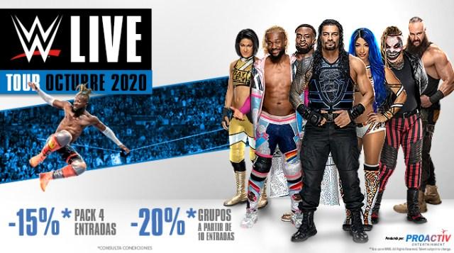 WWE Live Madrid