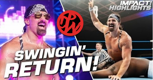 Johnny Swinger on Working with IMPACT Wrestling | News
