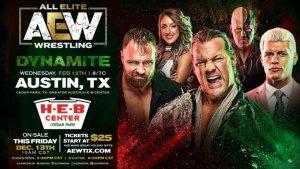 AEW Dynamite Austin