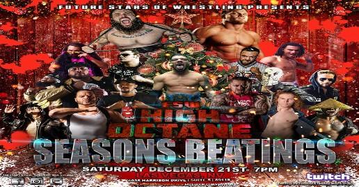 FSW Season's Beatings Live On Twitch Tonight | 12/21 News