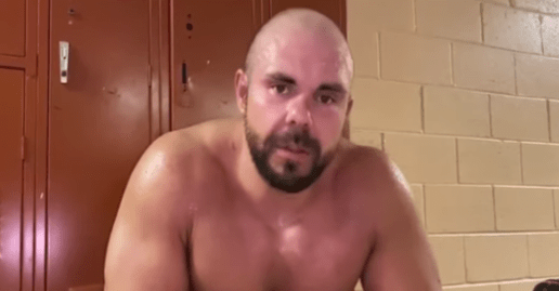 Michael Elgin Discusses Allegations Made Against Him