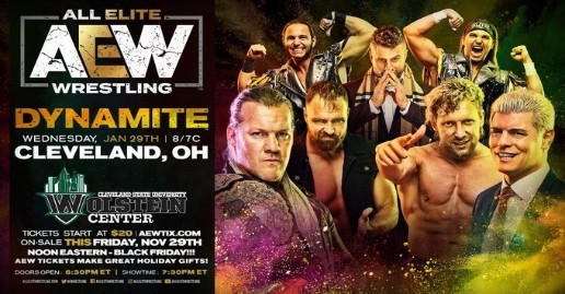 Dynamite Ohio | Matches, Tickets, Latest AEW Dark