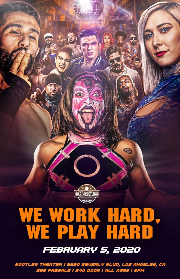 Bar Wrestling 53