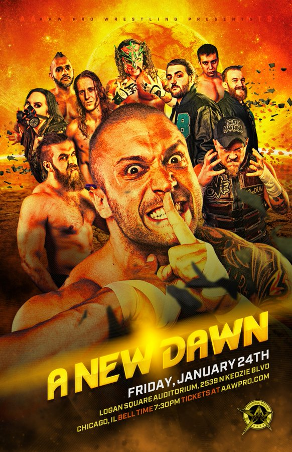 """AAW Pro Announces """"A New Dawn"""" 