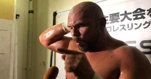 Elgin Wants GHC Heavyweight Championship | News