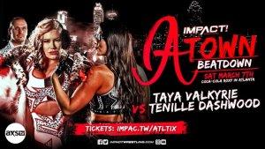 impact wrestling atlanta