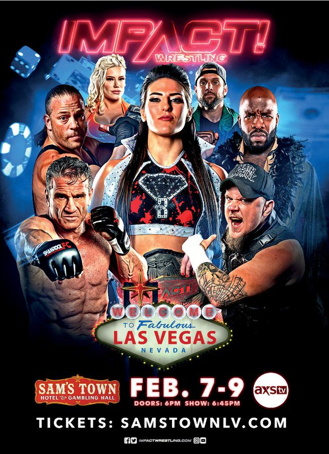 Impact Vegas