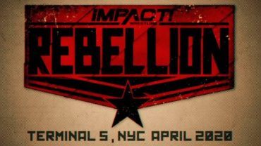 Impact Rebellion 2020
