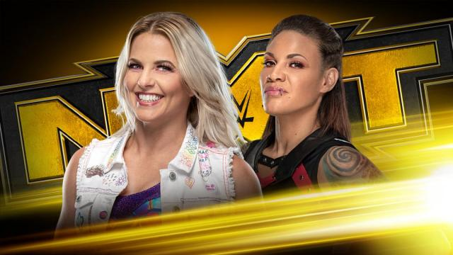 WWE NXT March 18th