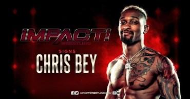 Impact Chris Bey