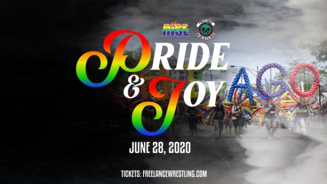 Pride and Joy 2020 | Freelance Wrestling | Rise