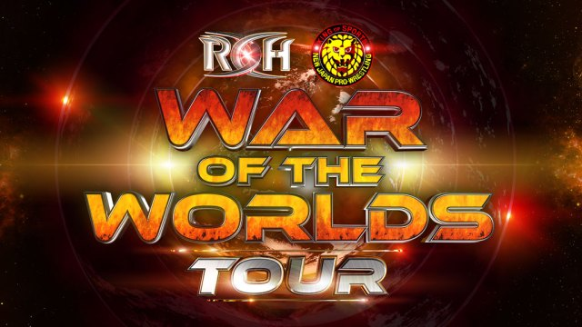 ROH War Of The Worlds Illinois 2020 | NJPW