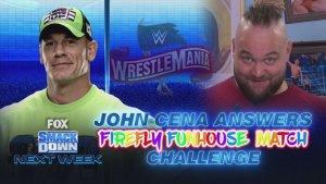 WWE SmackDown April 3rd