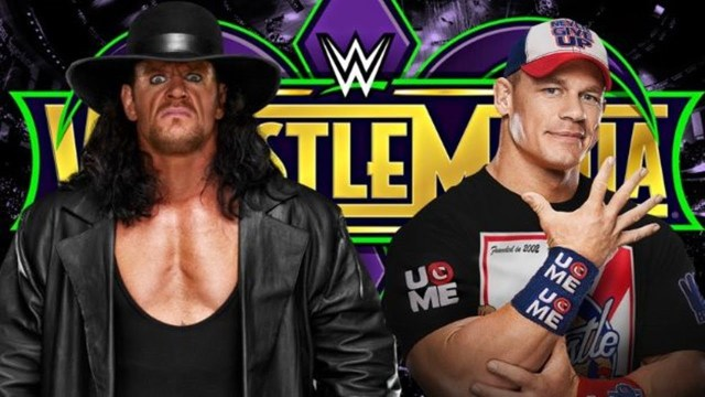WWE Top 10: WrestleMania Tap-Outs, Cena/Undertaker WM 34 Posted
