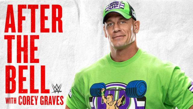 """John Cena Debuting On """"After The Bell"""" This Week"""