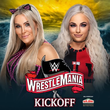 WWE WrestleMania 36 Night Two Kickoff Show Posted