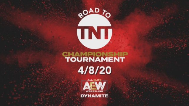 AEW Road To TNT Championship Tournament Posted