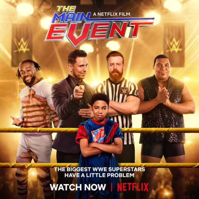 """The Main Event"" Now Available On Netflix"