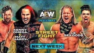 AEW Dynamite May 6