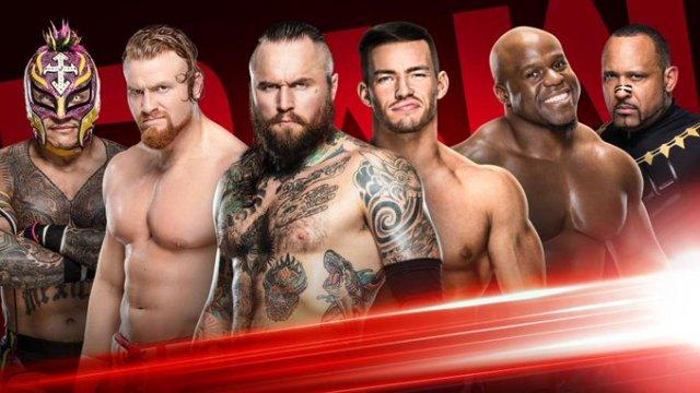 WWE Raw April 20