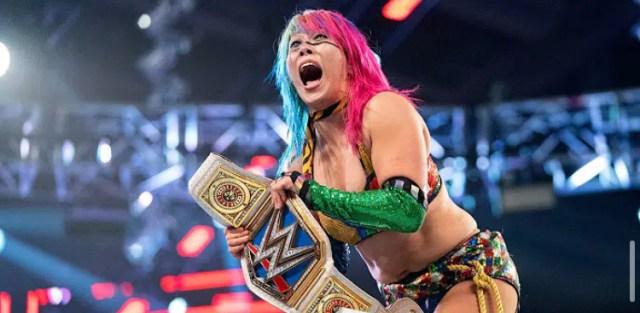 WWE Asuka