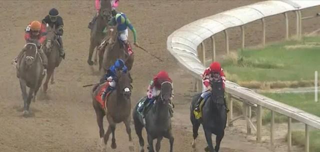 Fleur De Lis Stakes 2020   Full Race Posted