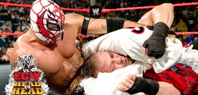 Rob Van Dam vs Rey Mysterio 1996 WWE Free Match