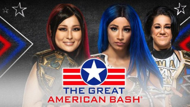 NXT Great American Bash Results | Night One | July 1 2020