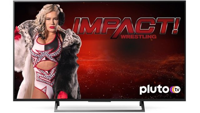 impact wrestling pluto