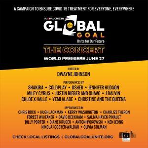 Global Goal Unite Future