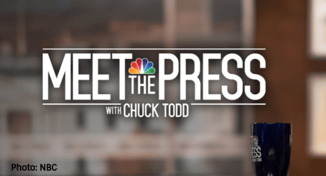 "NBC ""Meet The Press"" 